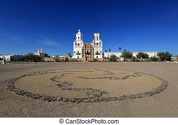 San Xavier del Bac Mission Church