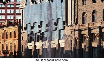 fountain city