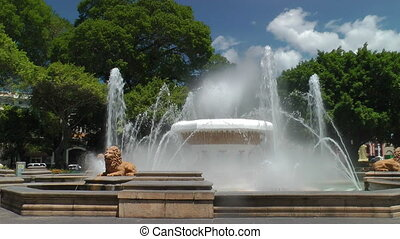 Fountain of Lions
