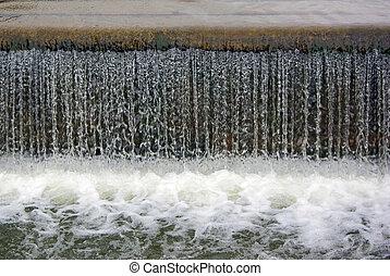 """Fountain """"The Stair"""" In Peterhof, St Petersburg"""