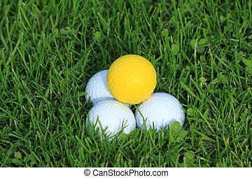 balls for golf