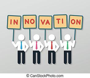 creative idea business concept