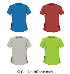 Vector T-shirt Design Template