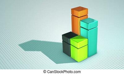 """""""Four columns diagram growing up fast"""" - """"Fabulous 3d..."""