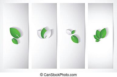 four eco header