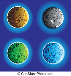 four fool moon surface
