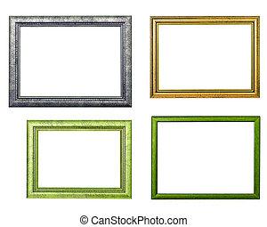 four frames