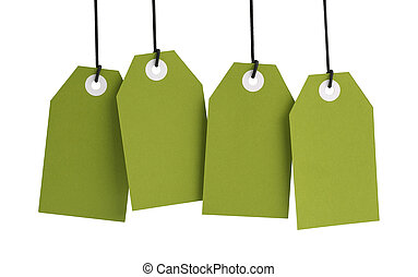 Green Tags
