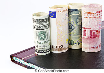 Four, Major Global Currencies and Markets