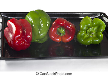 Four peppers (2)
