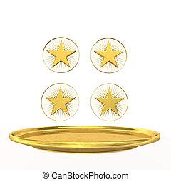 Four-Star Chef