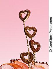 Four Valentine Hearts