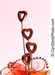 Four Valentine Hearts III