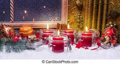 Fourth Advent, Advent decoration