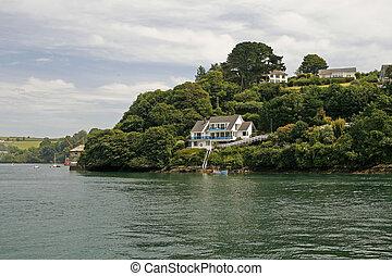 Fowey, Cornwall, Southwest England, United Kingdom, Europe