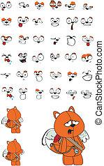 fox cartoon cupid6 - fox cartoon cupid in vector format