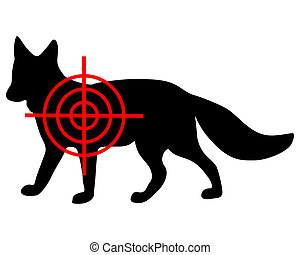 Fox crosshair