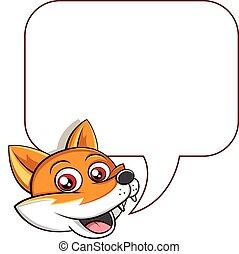 Fox Dialog