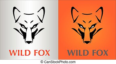 Fox. Fox Head