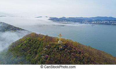 Fox Island of Nakhodka Russia