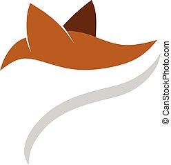 Fox vector illustration