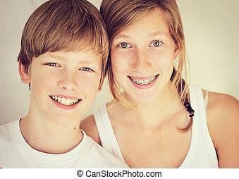 frères soeurs