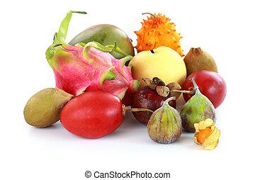 früchte, exotische