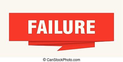fracaso