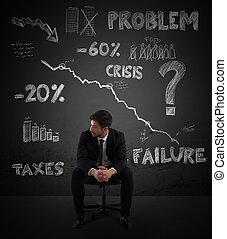fracaso, económico