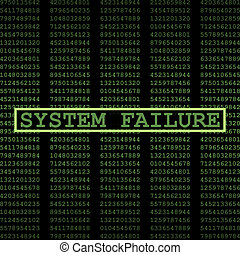 fracasso sistema