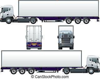 fracht lastwagen