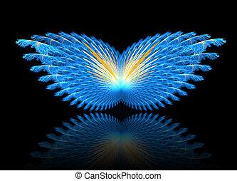 fractal, abstrakt