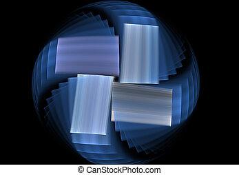 fractal circle