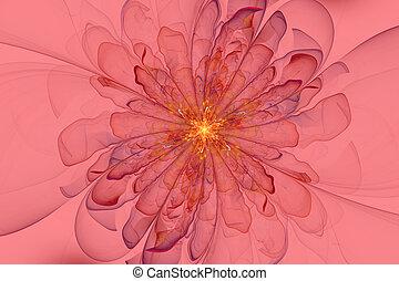 fractal flower fairy