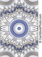 fractal, fondo