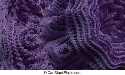 fractal, rozszerzanie, abstrakcyjny, pattern., 4k