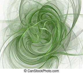 fractal Vector Illustration