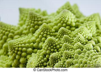 Fractal Vegetable - A strange vegetable (type of...
