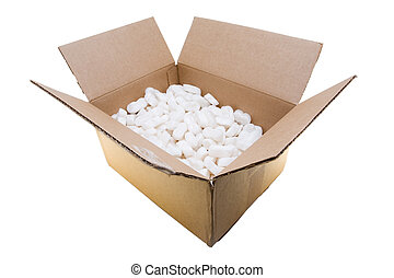 Fragile Contents - Packet with paddings indside