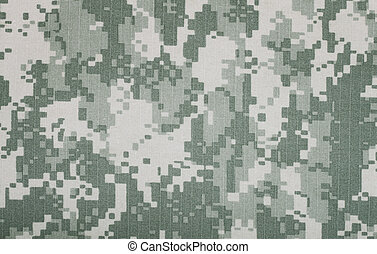 fragment, militair, doek, broek