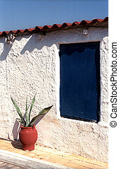 Fragment of a small house