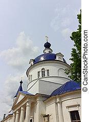 Church of Elijah the Prophet in Zaraysk