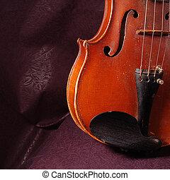 fragment, viool