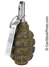 fragmentation hand grenade
