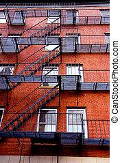 fragmento, boston, casa
