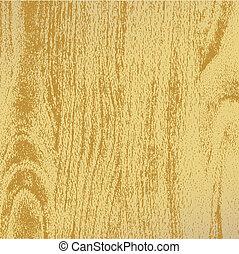 fragmento, vetorial, madeira