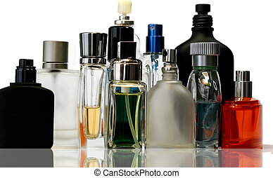 Fragrances with reflection