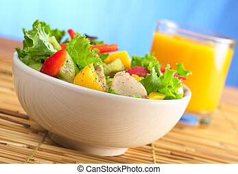poivre salade verte salade cloche mangue foyer. Black Bedroom Furniture Sets. Home Design Ideas