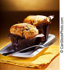 frais, muffins