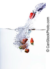 fraises fraîches